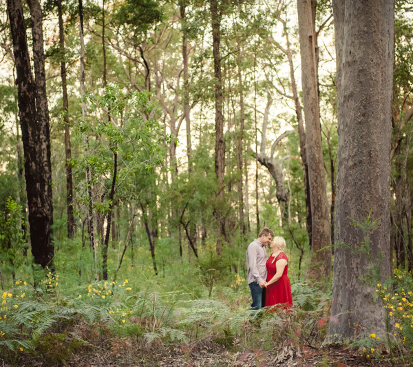 Hawkesbury Engagement Photography - Claire & Darren