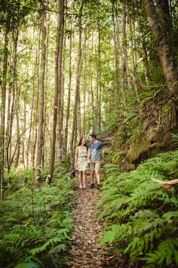 Blue Mountains Engagement Photographer