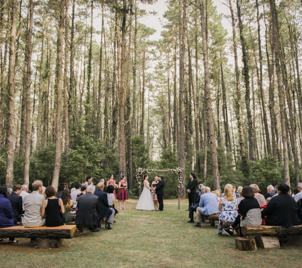 Bilpin Resort Wedding - Courtney & Tom