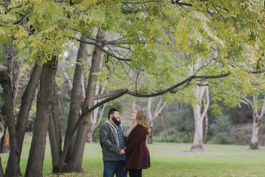 Blue Mountains Engagement Session