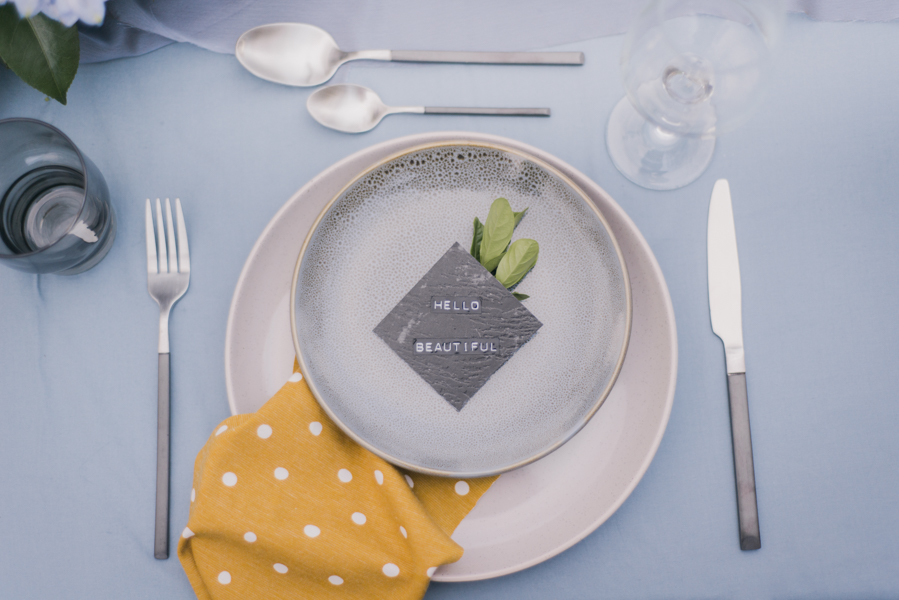 Blue Mountains Table Styling