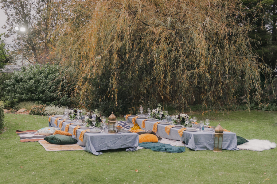 Blue Mountains Birthday Party Styling