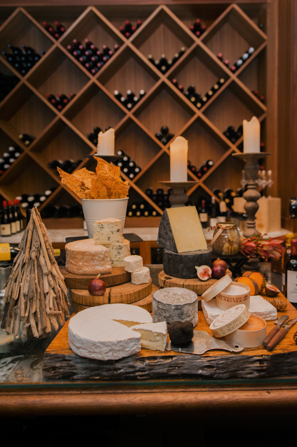 Cheese Platter One&Only Wolgan Valley