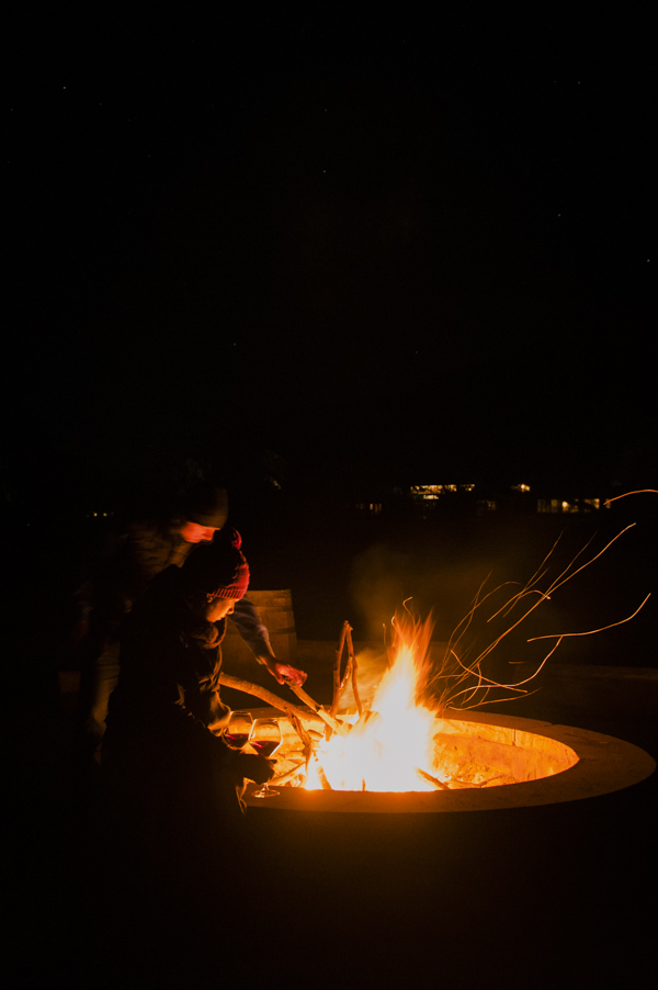 One&Only Wolgan Valley Campfire by the Stars