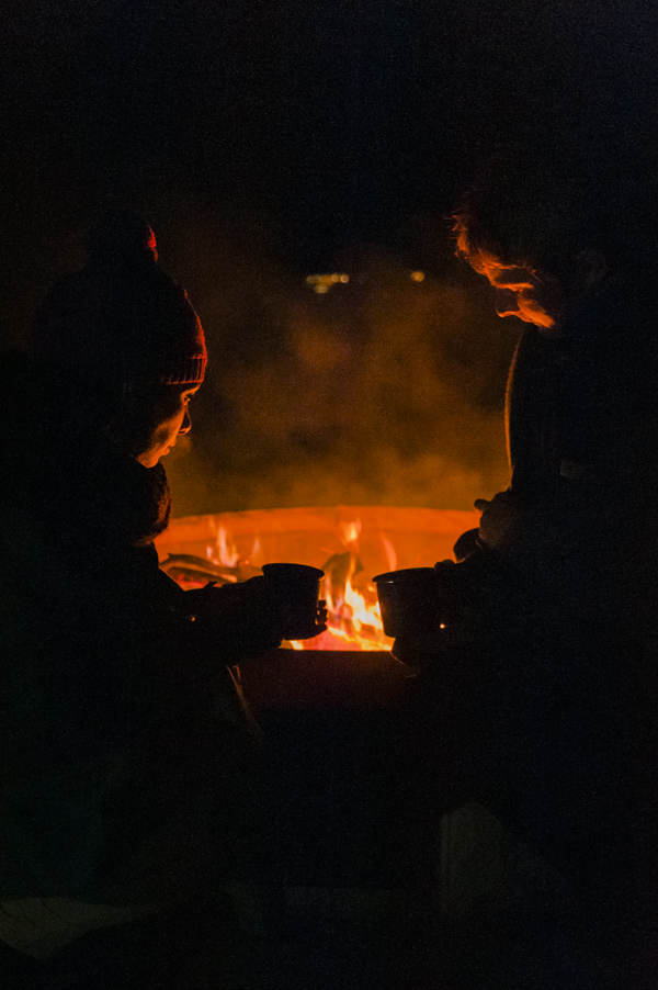 One&Only Wolgan Valley Blue Mountains Campfire