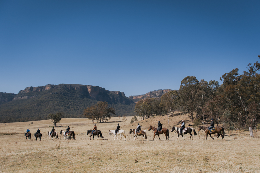 Ultimate Australian Weekend Wolgan Valley