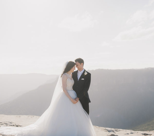 Blue Mountains Wedding Photographer - Claire & Daniel